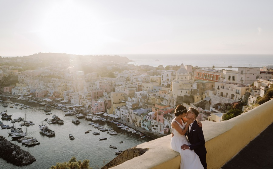 Procida Destination Wedding