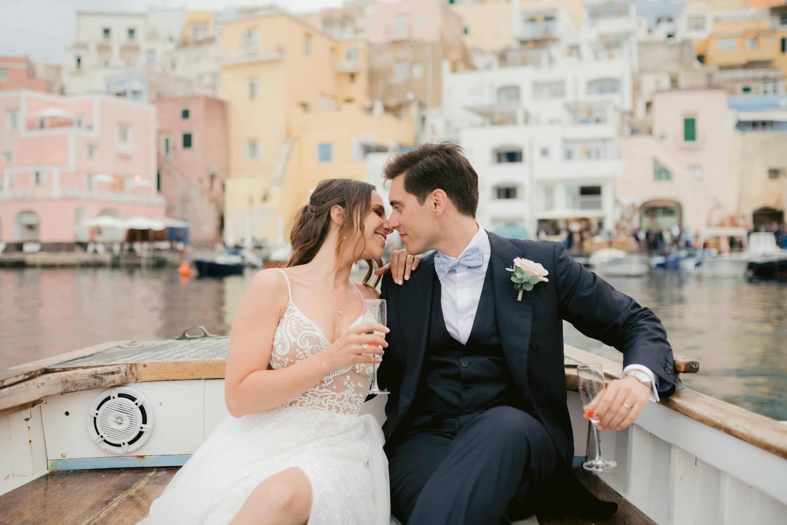 101 motivi per Sposarsi a Procida - panorami Mozzafiato